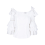 Authentic Second Hand Sea Antoinette Tier-Sleeve Blouse (PSS-578-00010) - Thumbnail 0