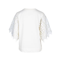 See by chloe snow white lace blouse 2?1547010005