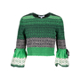 Authentic Second Hand 10 Crosby Derek Lam Smocked Bell Sleeve Blouse (PSS-578-00005) - Thumbnail 0