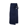 Authentic Second Hand Robert Rodriguez Denim Wrap Skirt (PSS-578-00006) - Thumbnail 0