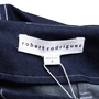 Authentic Second Hand Robert Rodriguez Denim Wrap Skirt (PSS-578-00006) - Thumbnail 2