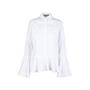 Authentic Second Hand Preen by Thornton Bregazzi Suki Ruffled Trimmed Shirt (PSS-578-00008) - Thumbnail 0