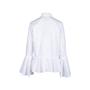 Authentic Second Hand Preen by Thornton Bregazzi Suki Ruffled Trimmed Shirt (PSS-578-00008) - Thumbnail 1