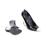 Authentic Pre Owned Marc Jacobs Reverse and Inverted Pumps (PSS-585-00002) - Thumbnail 2