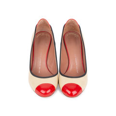 Cap-Toe Pumps