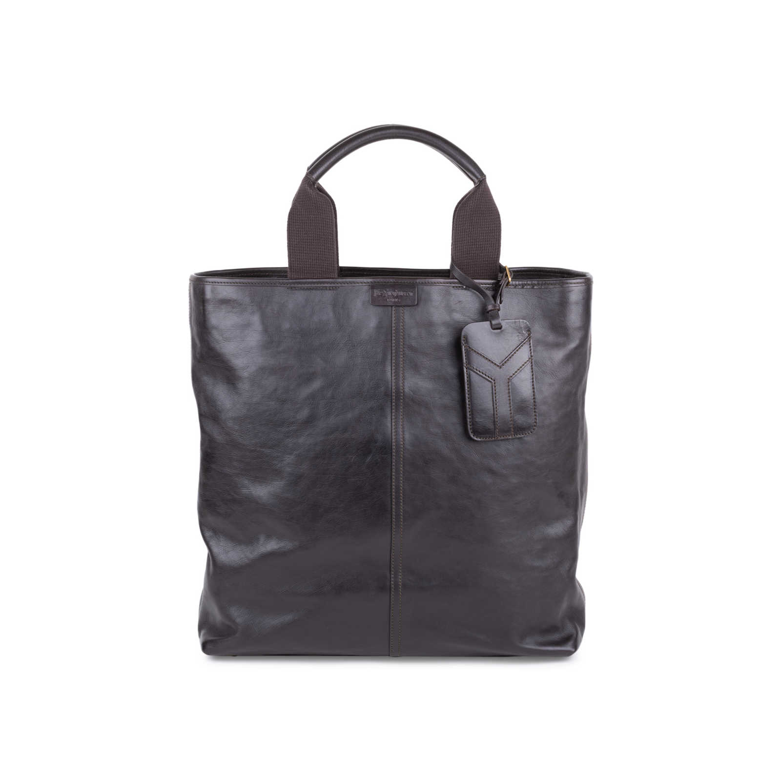 Authentic Second Hand Yves Saint Laurent Y Tote Bag (PSS 585