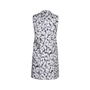 Authentic Second Hand Theory Printed Silk Dress (PSS-515-00228) - Thumbnail 1
