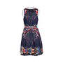 Authentic Second Hand Adolfo Dominguez Ribbed Neck Printed Dress (PSS-515-00231) - Thumbnail 1