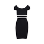 Authentic Second Hand Aly & Jay Stretch Knit Dress (PSS-515-00232) - Thumbnail 0