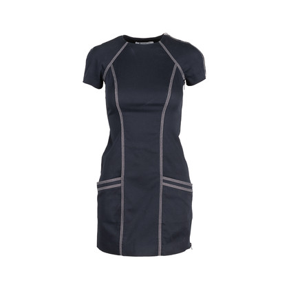 Authentic Second Hand T Alexander Wang Contrast Stitch Dress (PSS-515-00234)