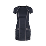 Authentic Second Hand T Alexander Wang Contrast Stitch Dress (PSS-515-00234) - Thumbnail 0