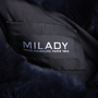 Authentic Second Hand Milady Rabbit Fur Coat (PSS-515-00241) - Thumbnail 2