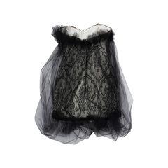 Gatti nolli couture strapless lace tulle dress 2?1547445960