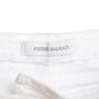 Authentic Pre Owned Pierre Balmain Printed Denim Miniskirt (PSS-515-00269) - Thumbnail 3