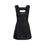 Authentic Second Hand Self-Portrait Cut Out Mesh Dress (PSS-515-00243) - Thumbnail 0