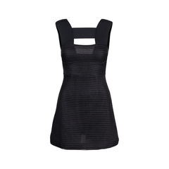 Cut Out Mesh Dress
