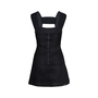 Authentic Second Hand Self-Portrait Cut Out Mesh Dress (PSS-515-00243) - Thumbnail 1