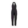 Authentic Second Hand Halston Heritage High Neck Jumpsuit (PSS-515-00250) - Thumbnail 0