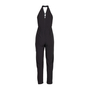 Authentic Second Hand Halston Heritage High Neck Jumpsuit (PSS-515-00250) - Thumbnail 1