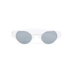 Ashley Mirrored Sunglasses