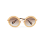 Authentic Second Hand Miu Miu Round Glitter Acetate Sunglasses (PSS-515-00237) - Thumbnail 0