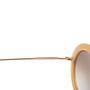 Authentic Second Hand Miu Miu Round Glitter Acetate Sunglasses (PSS-515-00237) - Thumbnail 6