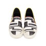 Authentic Pre Owned Emilio Pucci Leather Embossed Slip Ons (PSS-515-00261) - Thumbnail 0