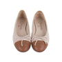 Authentic Pre Owned Chanel Quilted Ballerina Flats (PSS-246-00275) - Thumbnail 0
