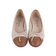 Quilted Ballerina Flats
