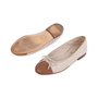 Authentic Pre Owned Chanel Quilted Ballerina Flats (PSS-246-00275) - Thumbnail 1