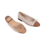Authentic Pre Owned Chanel Quilted Ballerina Flats (PSS-246-00275) - Thumbnail 2
