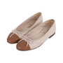 Authentic Pre Owned Chanel Quilted Ballerina Flats (PSS-246-00275) - Thumbnail 3