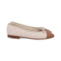 Authentic Pre Owned Chanel Quilted Ballerina Flats (PSS-246-00275) - Thumbnail 4