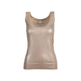 Authentic Second Hand Hermès Metallic Knit Top (PSS-246-00278) - Thumbnail 0
