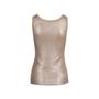 Authentic Second Hand Hermès Metallic Knit Top (PSS-246-00278) - Thumbnail 1