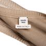 Authentic Second Hand Hermès Metallic Knit Top (PSS-246-00278) - Thumbnail 2