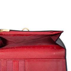 Salvatore ferragamo gancini safffiano long wallet 2?1547531313