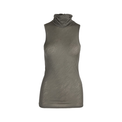 Authentic Second Hand Anteprima Sleeveless Turtleneck Top (PSS-132-00135)