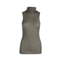 Authentic Second Hand Anteprima Sleeveless Turtleneck Top (PSS-132-00135) - Thumbnail 0