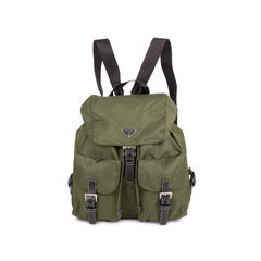 Vela Nylon Backpack