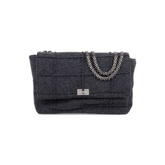 Wool Reissue Mademoiselle Jumbo Bag