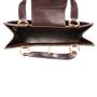 Authentic Vintage Chanel Crocodile Top Handle Bag (PSS-606-00014) - Thumbnail 7