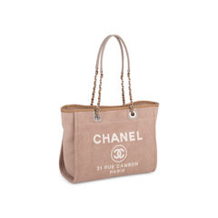Chanel deavuille small tote bag 2?1547710146