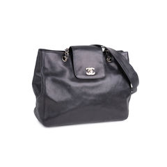 Chanel caviar cc turnlock bag 2?1547710249