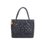Authentic Vintage Chanel Medallion Tote Bag (PSS-606-00011) - Thumbnail 0