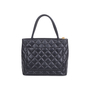 Authentic Vintage Chanel Medallion Tote Bag (PSS-606-00011) - Thumbnail 2