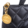 Authentic Vintage Chanel Medallion Tote Bag (PSS-606-00011) - Thumbnail 4