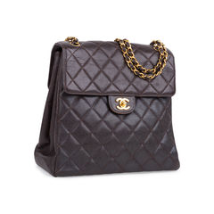 Chanel double sided flap bag 2?1547710494