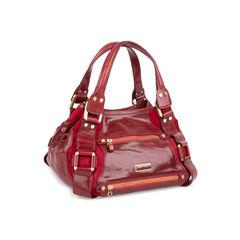 Jimmy choo red mahala bag 2?1547710716
