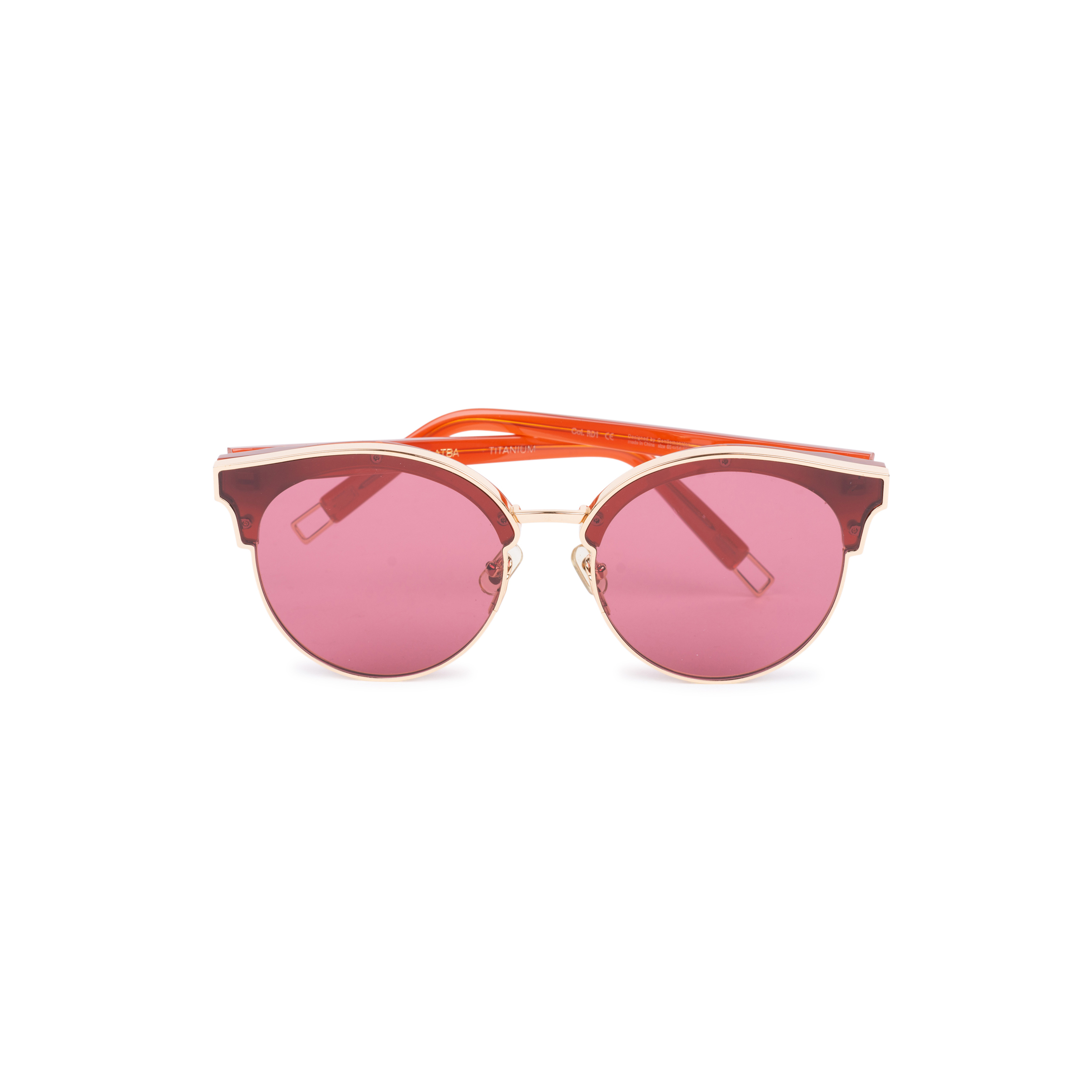 01a8f4ca94 Authentic Second Hand Gentle Monster Flatba Sign of Two Sunglasses  (PSS-059-00041)